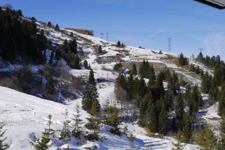 Vacances en montagne Studio cabine 4 personnes (E08) - Résidence les Cimes I - Méribel-Mottaret