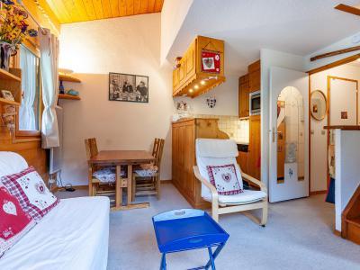 Vacances en montagne Appartement 4 pièces 6 personnes (F07) - Résidence les Cimes I - Méribel-Mottaret - Banquette