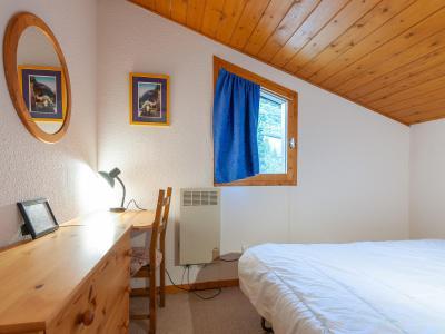 Vacances en montagne Appartement 4 pièces 6 personnes (F07) - Résidence les Cimes I - Méribel-Mottaret - Chambre mansardée