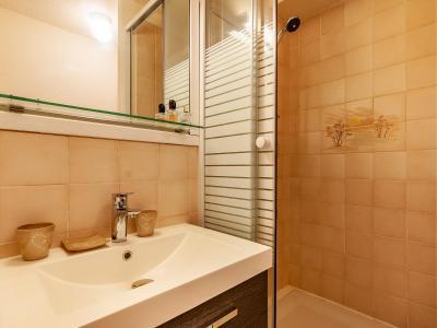 Vacances en montagne Appartement 4 pièces 6 personnes (F07) - Résidence les Cimes I - Méribel-Mottaret - Douche