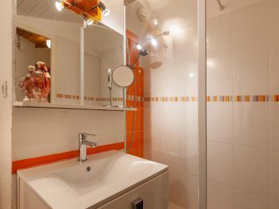 Vacances en montagne Appartement 4 pièces 6 personnes (F07) - Résidence les Cimes I - Méribel-Mottaret - Lavabo
