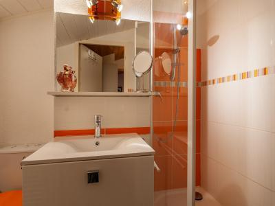 Vacances en montagne Appartement 4 pièces 6 personnes (F07) - Résidence les Cimes I - Méribel-Mottaret - Salle d'eau