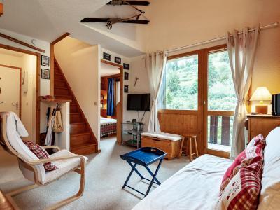 Vacances en montagne Appartement 4 pièces 6 personnes (F07) - Résidence les Cimes I - Méribel-Mottaret - Séjour