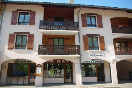 Vacances en montagne Appartement 3 pièces 4 personnes (5) - Résidence les Colombes - Brides Les Bains - Extérieur été