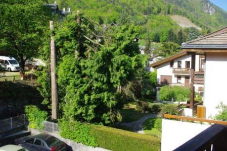 Location au ski Appartement 3 pièces 5 personnes (5) - Residence Les Colombes - Brides Les Bains - Extérieur été