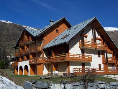 Location au ski Residence Les Cordeliers - Valloire - Extérieur été