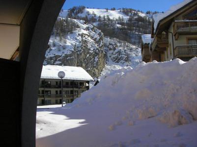 Wakacje w górach Studio kabina 3 osoby (06) - Résidence les Cordeliers - Valloire