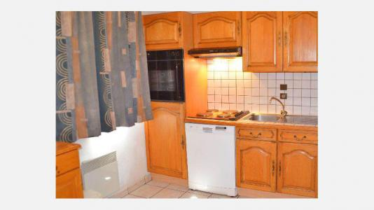 Vacances en montagne Appartement 3 pièces 6 personnes (3) - Résidence les Coronilles - Saint Martin de Belleville - Cuisine