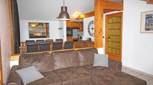 Vacances en montagne Appartement 4 pièces 8 personnes (4) - Résidence les Coronilles - Saint Martin de Belleville - Séjour