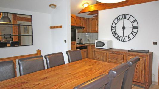 Vacances en montagne Appartement 4 pièces 8 personnes (4) - Résidence les Coronilles - Saint Martin de Belleville - Table