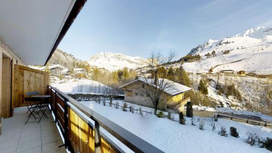 Holiday in mountain resort 2 room apartment 5 people (313) - Résidence les Cossires - Le Grand Bornand