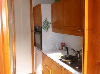 Vacances en montagne Appartement 2 pièces 4 personnes (027) - Résidence les Côtes - Valmorel - Kitchenette