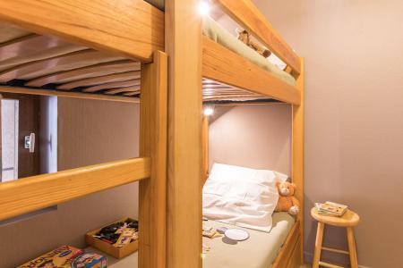 Vacances en montagne Studio cabine 4 personnes (A104) - Résidence les Crêtes - Serre Chevalier - Cabine