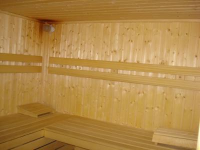 Vakantie in de bergen Résidence les Cristallines - Orcières Merlette 1850 - Sauna