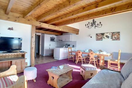 Holiday in mountain resort 4 room duplex apartment 8 people (7) - Résidence les Cristaux - Les Menuires