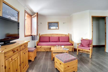 Holiday in mountain resort 4 room apartment 8 people (25) - Résidence les Cristaux - Les Menuires