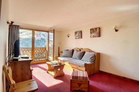Holiday in mountain resort 3 room apartment 6 people (6) - Résidence les Cristaux - Les Menuires