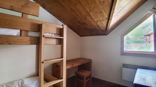 Urlaub in den Bergen 5 Zimmer Maisonettewohnung für 10 Personen (9) - Résidence les Cristaux - Les Menuires