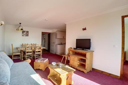 Urlaub in den Bergen 3-Zimmer-Appartment für 6 Personen (6) - Résidence les Cristaux - Les Menuires