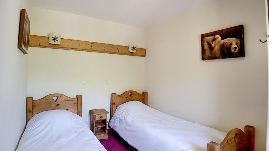 Urlaub in den Bergen 3-Zimmer-Appartment für 6 Personen (5) - Résidence les Cristaux - Les Menuires