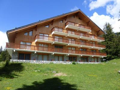 Rent in ski resort Résidence les Dauphinelles - Méribel - Summer outside