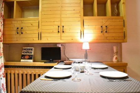 Vacances en montagne Studio 4 personnes (4) - Résidence les Diablerets - Méribel