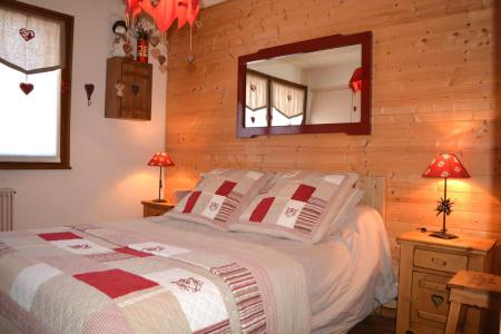 Holiday in mountain resort 2 room apartment 4 people (001) - Résidence les Dodes - Le Grand Bornand - Double bed