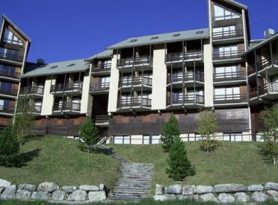Location au ski Residence Les Dolomites - Gresse en Vercors - Extérieur été