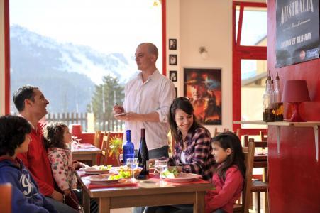 Vacances en montagne Résidence les Dolomites - Gresse en Vercors - Salle à manger