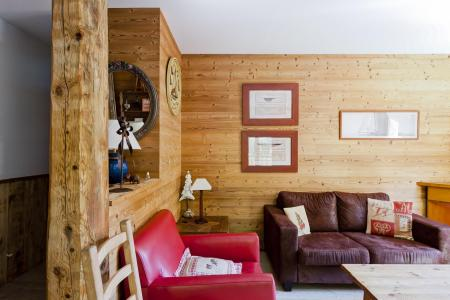 Holiday in mountain resort 3 room apartment 4 people (5) - Résidence les Dorons - Brides Les Bains - Accommodation