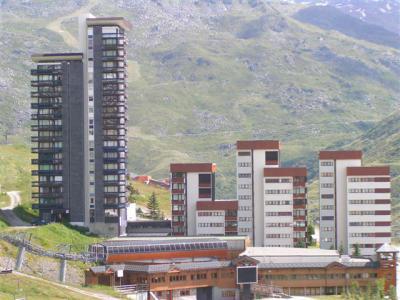 Vacances en montagne Résidence les Dorons - Les Menuires
