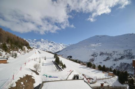 Vacances en montagne Studio 2 personnes (504) - Résidence les Dorons - Les Menuires