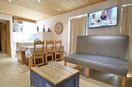 Vakantie in de bergen Appartement 2 kamers 5 personen (1205) - Résidence les Dorons - Les Menuires - Verblijf