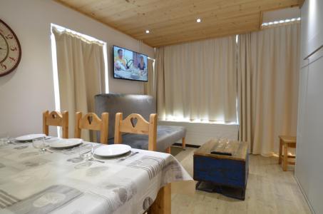 Vacances en montagne Appartement 2 pièces 5 personnes (1205) - Résidence les Dorons - Les Menuires - Logement