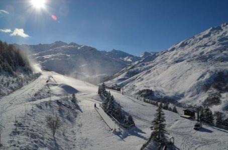 Vakantie in de bergen Studio 3 personen (303) - Résidence les Dorons - Les Menuires - Verblijf