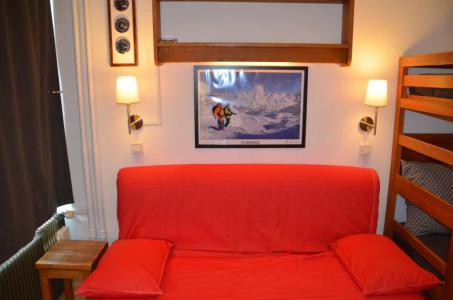 Vakantie in de bergen Studio 3 personen (303) - Résidence les Dorons - Les Menuires - Zitbank