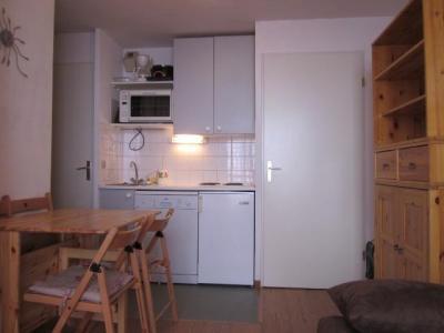 Vacances en montagne Appartement 2 pièces coin montagne 4 personnes (202) - Résidence les Drus - La Plagne - Kitchenette