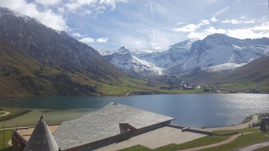 Vacances en montagne Appartement 2 pièces coin montagne 7 personnes - Résidence les Ducs de Savoie - Tignes