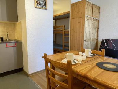 Vacances en montagne Studio cabine 4 personnes (205) - Résidence les Ecrins - Puy-Saint-Vincent