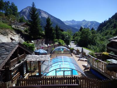 Vacances en montagne Résidence les Edelweiss - Champagny-en-Vanoise - Extérieur été