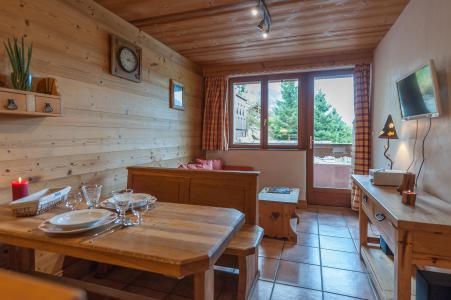 Vacances en montagne Appartement 3 pièces 4 personnes - Résidence les Edelweiss - Champagny-en-Vanoise - Séjour