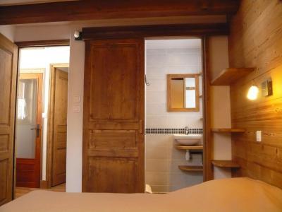 Vacances en montagne Chalet 3 pièces 7 personnes - Résidence les Edelweiss - Champagny-en-Vanoise - Chambre