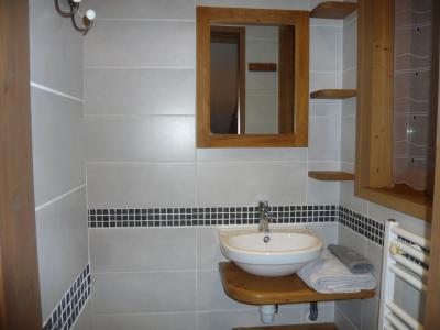 Vacances en montagne Chalet 3 pièces 7 personnes - Résidence les Edelweiss - Champagny-en-Vanoise - Salle de bains