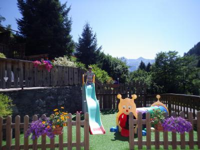 Vacances en montagne Résidence les Edelweiss - Champagny-en-Vanoise - Jeux