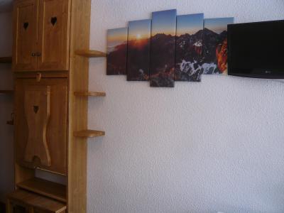 Vacances en montagne Studio 2 personnes - Résidence les Edelweiss - Champagny-en-Vanoise - Couloir