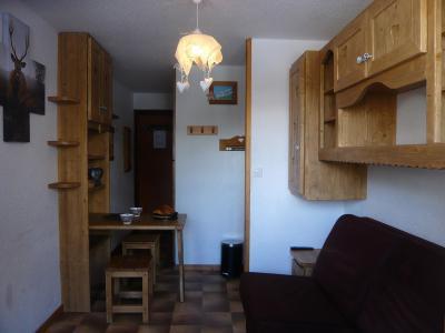Vacances en montagne Studio 2 personnes - Résidence les Edelweiss - Champagny-en-Vanoise - Table