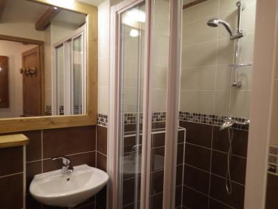 Vacances en montagne Studio 3 personnes (Confort) - Résidence les Edelweiss - Champagny-en-Vanoise - Salle de bains