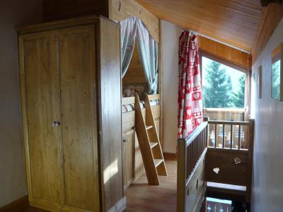 Vacances en montagne Studio 3 personnes (standard) - Résidence les Edelweiss - Champagny-en-Vanoise - Lit simple