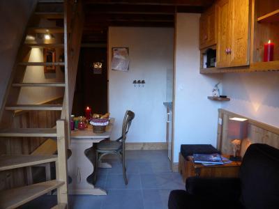 Vacances en montagne Studio 3 personnes (standard) - Résidence les Edelweiss - Champagny-en-Vanoise - Table