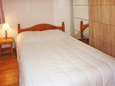 Holiday in mountain resort 2 room apartment 6 people (810) - Résidence les Eglantines - Les Orres - Double bed